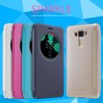 Nillkin Sparkle Leather Case (Zenfone 3 LASER)