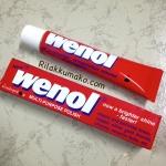 ยาขัด WENOL วีนอล 100g ใช้ขัดวัสดุให้เงางาม หลอดบีบง่าย สะดวกต่อการใช้งาน ขัดเงาผิวโลหะได้ทุกชนิด