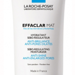 La Roche-Posay EFFACLAR MAT SEBO-REGULATING MOISTURIZER. ANTI-SHINE, ANTI-ENLARGED PORES. ขนาด 40 ml