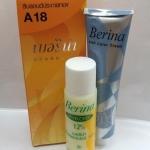Berina - A18 สีบลอนด์ประกายทอง