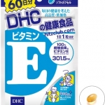 60 วัน dhc วิตามินอี (dhc vitamin E) ลดริ้วรอยจากสิว ช่วยผิวขาว