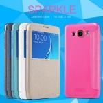 Nillkin Sparkle Leather Case (Samsung Galaxy J7 2016 / Ver.2)
