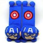 ที่หุ้มเข็มขัดนิรภัย Captain America