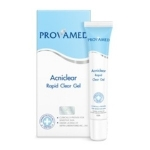 Provamed Acniclear Rapid Clear Gel 10ml.