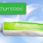 เจลว่านหางจระเข้ขององค์การเภสัช Phytocare Aloe Gel 30กรัม สำเนา