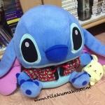 ตุ๊กตาสติช Stitch ขนาด 14นิ้ว อ้วนมาก