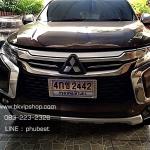 ตัวอย่างการติดตั้ง 108 (Mitsubishi Pajero Sport 2016)