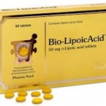 Bio-Lipoic Acid 90 tab PharmaNord ( ฟาร์มานอร์ด Pharma Nord )
