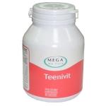 Mega We Care Teenivit (อาหารเสริม วิตามิน) สูตรสำหรับวัยรุ่น 30 แคปซูล