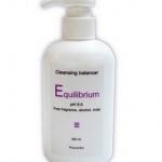 EQUILIBRIUM CLEANSING BALANCER อีควิลิเบรี่ยม คลีนซิ่ง บาลานเซอร์ 200ML ทำความสะอาด พร้อมสร้างสมดุลให้แก่ผิว อ่อนโยนแม้ผิวแพ้ง่าย pH5.5