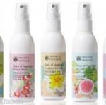 Oriental body cologne spray 100ml.