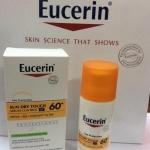 Eucerin ซันดรายทัชSPF60-50มล(ส่งฟรีEMS)