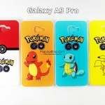 TPU Case ลาย POKEMON (Samsung Galaxy A9 Pro)