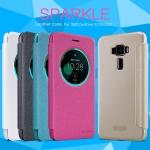 """Nillkin Sparkle Leather Case (Asus Zenfone 3 5.5"""" ZE552KL)"""
