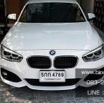 ตัวอย่างการติดตั้ง 105 (BMW 118i)