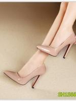 Pre รองเท้าคัทชู ส้นสูง แฟชั่น ราคาถูก มีไซด์ 35-41