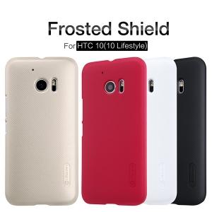 เคส HTC 10 - Nillkin Super Shield Shell มาพร้อมฟิลม์ค่ะ วัสดุทำจากพลาสติกคุณภาพดี มาตรฐานระดับhigh-end จับกระชับมือ เนื้อละเอียด