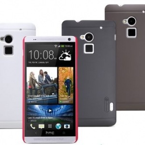 เคส HTC One Max 8088 - Nillkin Super Shield Shell มาพร้อมฟิลม์ค่ะ วัสดุทำจากพลาสติกคุณภาพดี มาตรฐานระดับhigh-end จับกระชับมือ เนื้อละเอียด + film