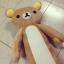 หมอนข้าง ริลัคคุมะ Rilakkuma หมีสีน้ำตาล มีรุ่น: รุ่นผอม 100cm, รุ่นผอม80cm, รุ่นยาวพิเศษ 108cm และ รุ่นลิขสิทธิ์ไทย 76cm thumbnail 8