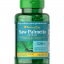 Puritan's Pride Saw Palmetto Standardized Extract 320 mg / 120 Softgels thumbnail 1