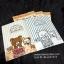 สมุดระบายสี ริลัคคุมะ พร้อมสติ๊กเกอร์ thumbnail 3