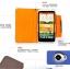 เคส HTC One V/Primo - ซองหนังมือถือ KALAIDENG DIGITAL เป็นหนัง คลาสติก สไตล์เกาหลี หุ้มโทรศัพท์ ได้ดี thumbnail 4