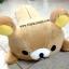 หมอนข้าง ริลัคคุมะ Rilakkuma หมีสีน้ำตาล มีรุ่น: รุ่นผอม 100cm, รุ่นผอม80cm, รุ่นยาวพิเศษ 108cm และ รุ่นลิขสิทธิ์ไทย 76cm thumbnail 6
