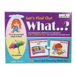 Let's Find out - What?