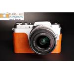 เคสกล้อง Panasonic GF9 /GF8 /GF7 สีส้ม