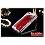 เคส iPhone5/5s - Glister สีแดง