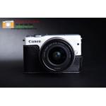 เคสกล้อง Canon EOS M10 สีดำ