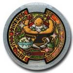 Yo-Kai Watch DonburiesComeTrue / Uta Medal (Clear)