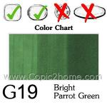 G19 - Bright Parrot Green