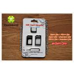SIM Card Adaptor - ตัวแปลงซิมโทรศัพท์ สีดำ