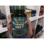 Puritan'S Pride - ABC Plus Senior Multi-Vitamin 60 Coated Caplets