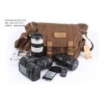 กระเป๋ากล้อง caden F1 สีกาแฟ