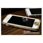 เคส iPhone5/5s เพชร - สีทอง