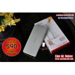 Powerbank - eloop E13 13000 mAh - สีเทา (ผิวทราย)