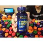 Tri-Amino Acid L-Arginine, L-Ornithine, L-Lysine 60 capsule