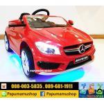 รถแบตเตอรี่เด็ก Benz CLA AMG ลิขสิทธิ์ Benz แท้