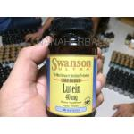 Swanson Lutein 40 mg. 60 softgels