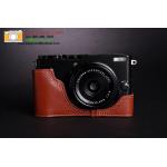 เคสกล้อง Fujifilm X70 สีน้ำตาล