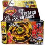 BEYBLADE Hell Kerbecs Beyblade BD145DS 4D (ที่ชูทเชือก)