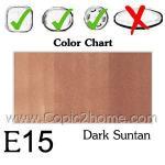 E15 - Dark Suntan