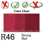R46 - Strong Red
