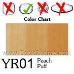 YR01 - Peach Puff