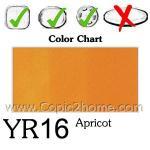 YR16 - Apricot