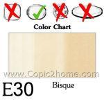 E30 - Bisque