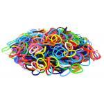 หนังยางถักคละสี 1500 เส้น (Loom Bands Colorful)