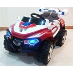 รถแบตเตอรี่เด็ก Super Jeep มีโช๊ค รถ 2 มอเตอร์